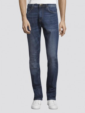 TOM TAILOR CASUAL MAN JEANS REGULAR IN DENIM (BLU)