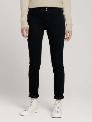 TOM TAILOR CASUAL WOMAN JEANS SKINNY (NERO)