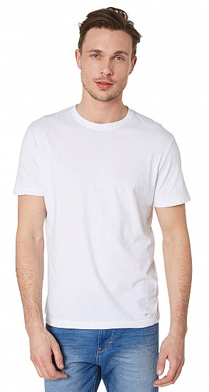 TOM TAILOR CASUAL MAN DUE T-SHIRT GIROCOLLO